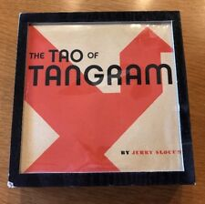 The Tao of Tangram by Jerry Slocum - Paperback and Puzzle