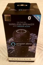 NEW SEALED! iLive Platinum Waterproof Bluetooth Alexa Speaker, ISBWV418B
