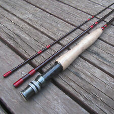 3 Pieces #5/6 Fly Fishing Rod 2.7Meters 9FT Medium Fast Action Light Feel