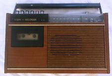 Stern Recorder R160 DDR Radiorecorder Vollholz aus 1972