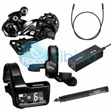 New Shimano Deore XT Di2 M8050 M8000 11s Electronic Upgrade Group Groupset