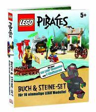 LEGO Pirates Buch & Steine-Set Piraten Neu