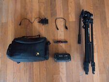 New ListingVideo Starter Kit   Panasonic Hc-V770K Full Hd Handheld Camcorder & Accessories