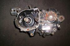 1986 honda cr 125 engine motor-lower end -crankshaft- transmission
