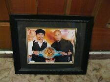 Miguel Cotto signed AUTOGRAPHED 16x13 display JSA