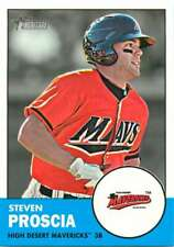 2012 Topps Heritage Minor League #90 Steven Proscia NM-MT