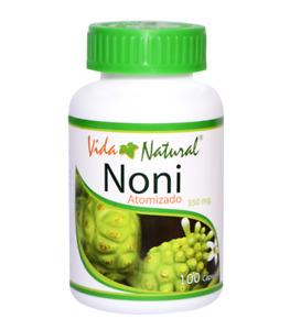 Noni 1 Bottle of 100 capsules (350 mg / caps.) Anemia PERÚ
