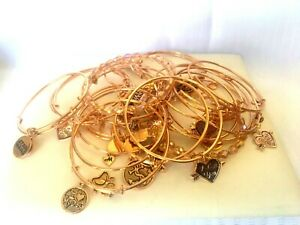 Chrysalis Mystery Bag - Set Assorted  of 5 Rose Gold Tone Bangles