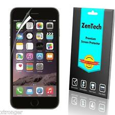 4X ZenTech® Clear Screen Protector Guard Shield Film for iphone 6S 6 SE 5S 5C 5
