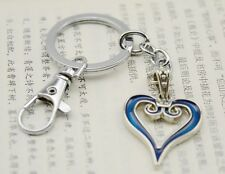 Kingdom Hearts Series Heart&Crown Logo Cosplay Key Chain keychain Free shipping