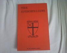 vintage The Episcopalians - Episcopal Church (1973) PB by Rev. Richard Emrich