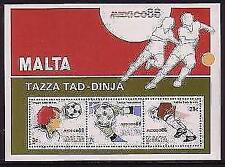 Mint Never Hinged/MNH Football Maltese Stamps (Pre-1964)