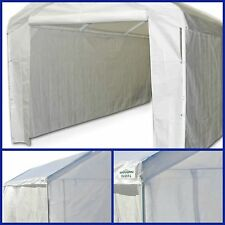 Canopy Side Wall Kit 100% Polyethylene Water Fire Retardant Enclosed Shelter