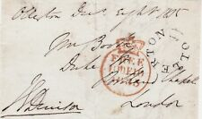 More details for gb : john evelyn denison, speaker of house of commons **signed free front (1835)