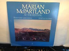 MARIAN McPARTLAND - At the Festival ~ CONCORD 118 {nm} [SIGNED BY McPARTLAND]