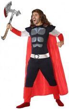 Déguisement Homme Super Héro ASGARD S Thor Dessin Animé Cinéma Comics NEUF