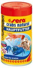 sera crabs natural - Die Futterringe für Krebse (1 x 100 ml)