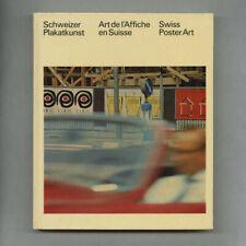 1968 Swiss Posters SCHWEIZER PLAKATKUNST 1941-65 Gerstner Josef Müller-Brockmann