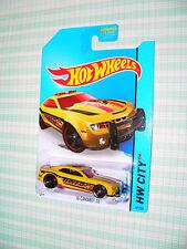 2014 Hot Wheels HW City '10 Camaro SS #42/250  ntl E CASE