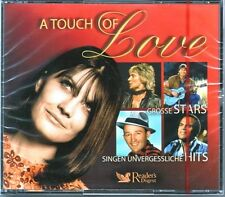 A Touch of Love  -   Reader's Digest   4 CD Box