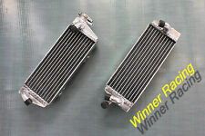R&L Aluminum Radiator fit KTM 250/300/360 SX/EXC/MXC/EGS HIGH QUALITY 1997,97