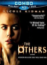 NEW BLU-RAY/DVD COMBO -- THE OTHERS - Fionnula Flanagan, Nicole Kidman,
