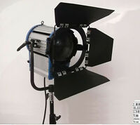 Pro 2000W  Fresnel Tungsten Light studio lighting+bulb+free gel as ARRI