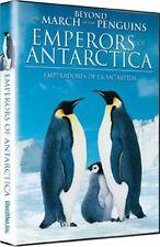 Emperors Of Antarctica / Emperadores De La Antartida DVD NEW Factory Sealed!
