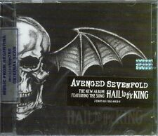 AVENGED SEVENFOLD HAIL TO THE KING SEALED CD NEW