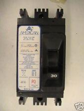 American type NE circuit breaker 2p 30a 240v Federal