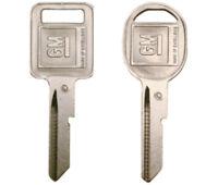 2 1963 1964 1965 Chevrolet Nova SS OEM Key Blanks NOS