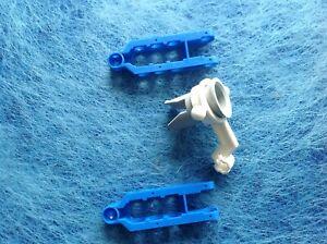 Lego Technic Super Car 8880 1 ref 6540 a white 1 ref 2990 oldgray2 ref 2738 blue