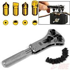 Watch Repair Tool Case Opener Adjustable Screw Back Remover Waterproof Wrench