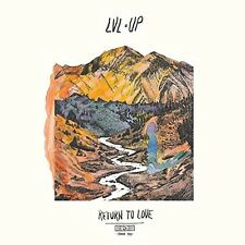 Lvl up-return to love CD NEUF