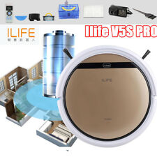 ILIFE V5S Pro Smart Robotic Vacuum Cleaner Cordless Dry Wet Staubsauger 850pa