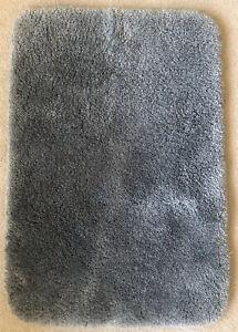 "Large Soft Plush Thick Carpet Heavy Non-Skid Bath Rug Green 24.5"" x 35.5"""