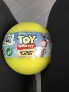 Disney Pixar Tomy Toy Story Swinging Figures  Keyrings