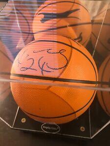 Kobe Bryant Signed/Autographed Mini Basketball - No COA with Display Box