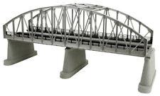 MTH Trains 40-1107 2 track Arch bridge Silver