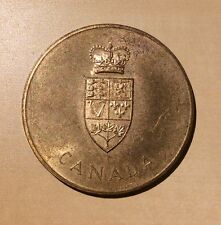 Canada 1867 - 1967 Confederation Medallion
