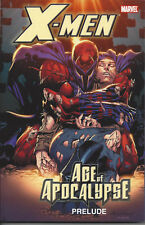 X-Men Age of Apocalypse Prelude TPB (2011 Marvel) OOP SEALED NM