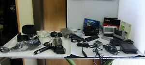 Lot Of 3 Sirius XM Radios,2 Remotes,Antennas,Wires,Accessories,Instruction Books