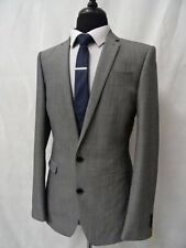 Wool Blend Textured Regular Size Suits & Tailoring for Men