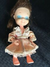 Uneeda Doll Co. LITTLE SOPHISTICATE SUZANA 1967 Original Dress Vintage Used-NICE