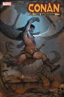 Conan The Barbarian #14 (2020 Marvel Comics) First Print Gist Cover
