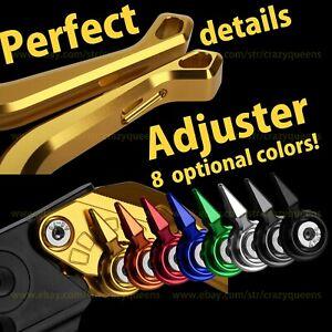 CNC For HONDA CB600F/CB650F CBR600F CBF600/SA 2010-2013 2012 Clutch Brake Levers