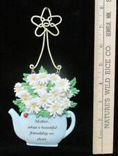 Mother Russ Sheer Inspiration Wall Hanging Gift Beautiful Friendship We Share