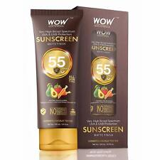 Skin Science Matte Finish Sunscreen Lotion SPF 55 PA++ - 100mL -Free Shipping-AU