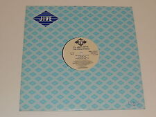 "DJ JAZZY JEFF AND THE FRESH PRINCE the things that you do 12"" RECORD PROMO 1991"