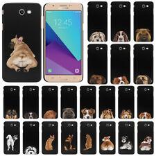 """For Samsung Galaxy J7 2017/ J7V J727 Sky Pro 5.5"""" Dog Design Hard Case Cover"""